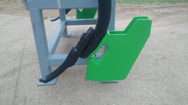 machine replantage des pieds